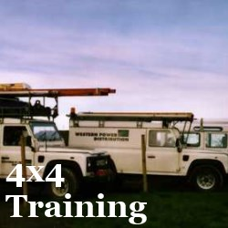 Off-Road 4x4 Driver Training