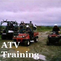 Lantra Quad Bike and ATV Training Courses
