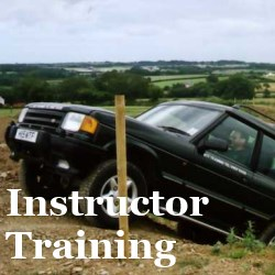Off Road Instructor Training