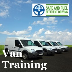 Van Driver Training - SAFED